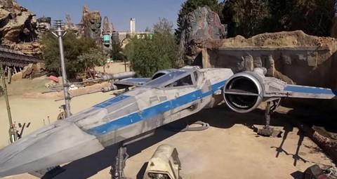 Chiêm ngưỡng công viên chủ đề Star Wars trị giá tỉ USD - Ảnh 11.