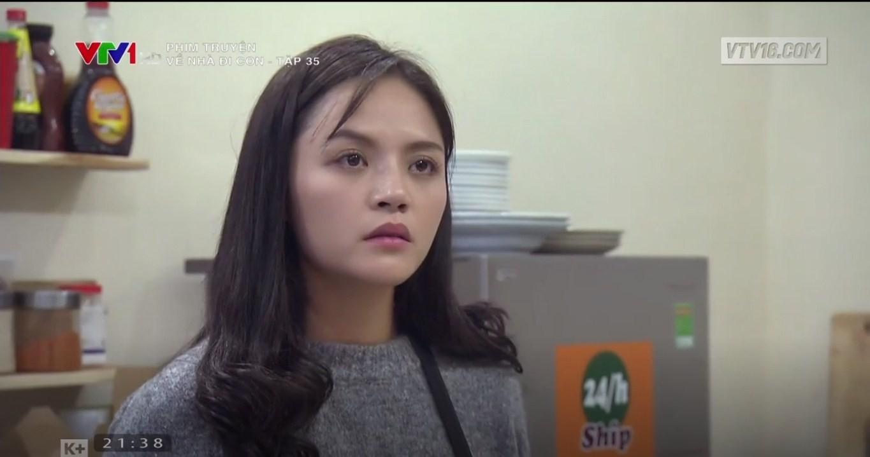 Về nhà đi con tập 35: Khải nịnh vợ sau hành động cưỡng hiếp, Dương cảnh cáo Vũ phải đối xử tử tế với mẹ con Thư - Ảnh 12.