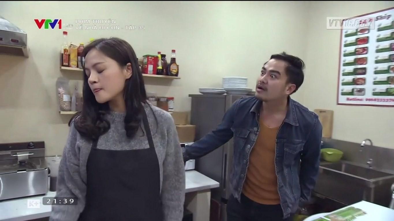 Về nhà đi con tập 35: Khải nịnh vợ sau hành động cưỡng hiếp, Dương cảnh cáo Vũ phải đối xử tử tế với mẹ con Thư - Ảnh 13.
