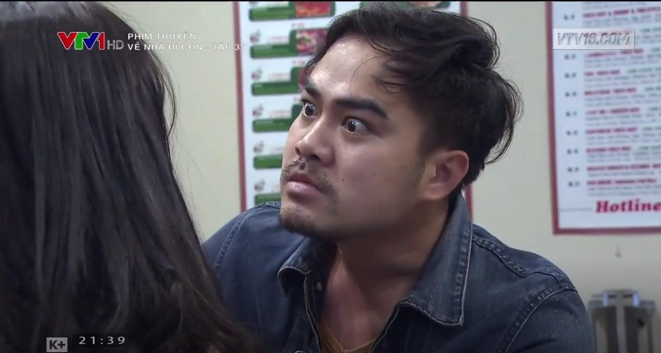 Về nhà đi con tập 35: Khải nịnh vợ sau hành động cưỡng hiếp, Dương cảnh cáo Vũ phải đối xử tử tế với mẹ con Thư - Ảnh 14.