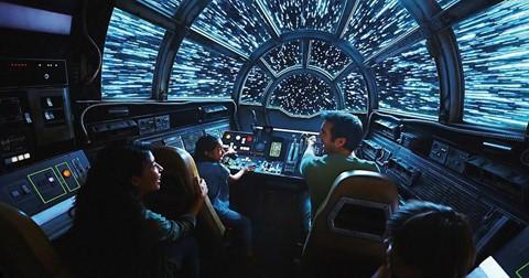 Chiêm ngưỡng công viên chủ đề Star Wars trị giá tỉ USD - Ảnh 15.