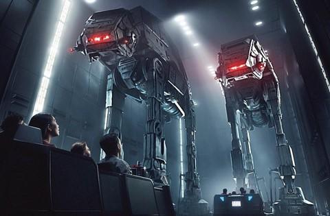 Chiêm ngưỡng công viên chủ đề Star Wars trị giá tỉ USD - Ảnh 16.