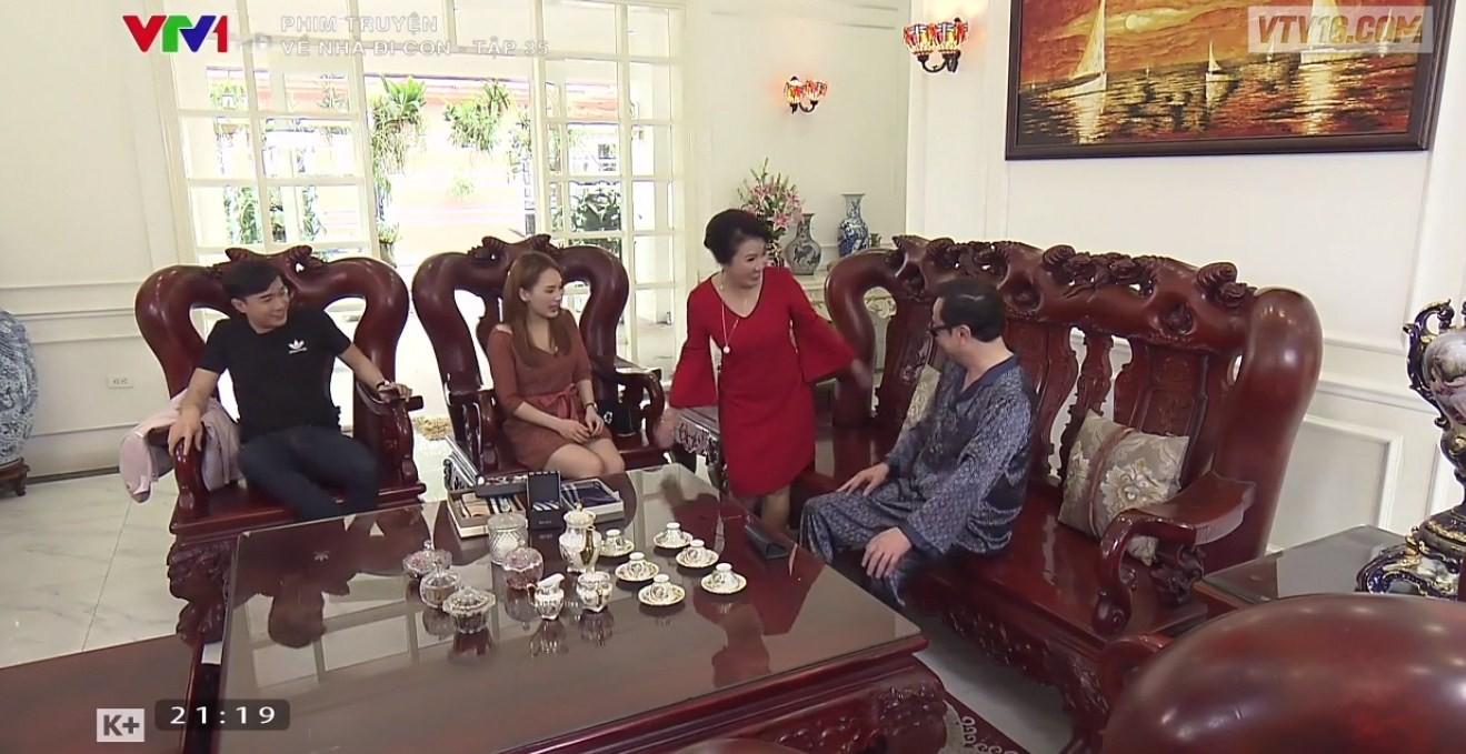 Về nhà đi con tập 35: Khải nịnh vợ sau hành động cưỡng hiếp, Dương cảnh cáo Vũ phải đối xử tử tế với mẹ con Thư - Ảnh 18.