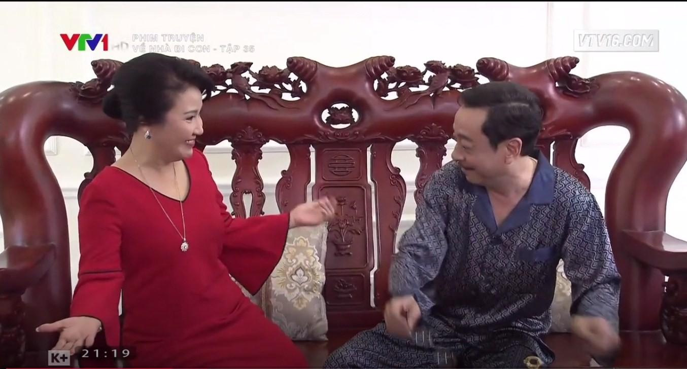 Về nhà đi con tập 35: Khải nịnh vợ sau hành động cưỡng hiếp, Dương cảnh cáo Vũ phải đối xử tử tế với mẹ con Thư - Ảnh 19.