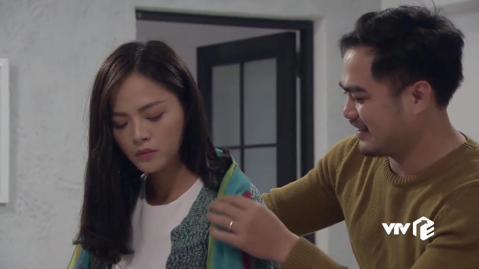 Về nhà đi con tập 35: Khải nịnh vợ sau hành động cưỡng hiếp, Dương cảnh cáo Vũ phải đối xử tử tế với mẹ con Thư - Ảnh 2.