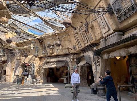 Chiêm ngưỡng công viên chủ đề Star Wars trị giá tỉ USD - Ảnh 2.