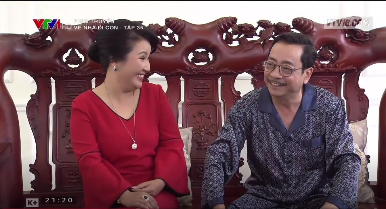 Về nhà đi con tập 35: Khải nịnh vợ sau hành động cưỡng hiếp, Dương cảnh cáo Vũ phải đối xử tử tế với mẹ con Thư - Ảnh 20.