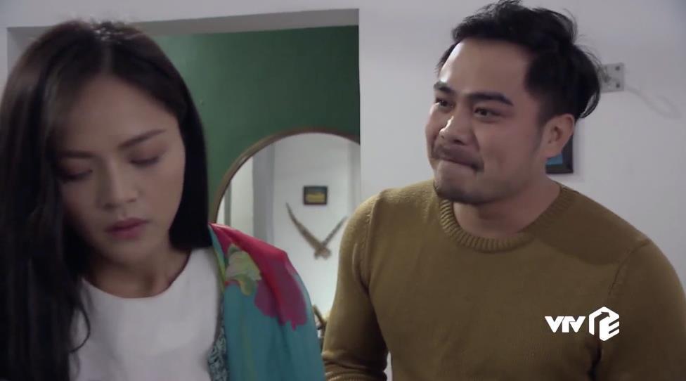 Về nhà đi con tập 35: Khải nịnh vợ sau hành động cưỡng hiếp, Dương cảnh cáo Vũ phải đối xử tử tế với mẹ con Thư - Ảnh 3.