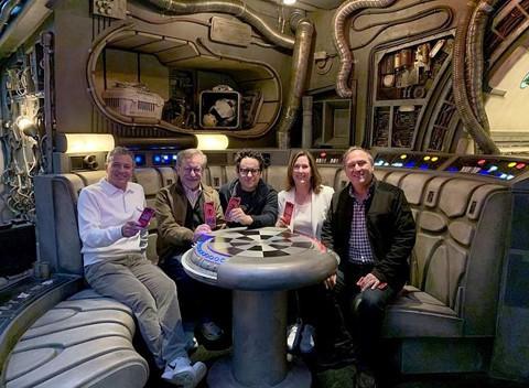 Chiêm ngưỡng công viên chủ đề Star Wars trị giá tỉ USD - Ảnh 3.