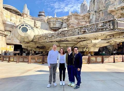 Chiêm ngưỡng công viên chủ đề Star Wars trị giá tỉ USD - Ảnh 4.