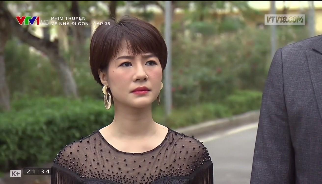 Về nhà đi con tập 35: Khải nịnh vợ sau hành động cưỡng hiếp, Dương cảnh cáo Vũ phải đối xử tử tế với mẹ con Thư - Ảnh 7.