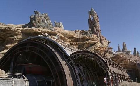 Chiêm ngưỡng công viên chủ đề Star Wars trị giá tỉ USD - Ảnh 7.