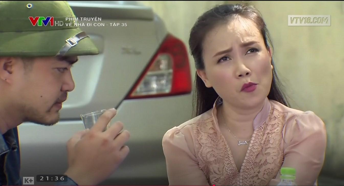 Về nhà đi con tập 35: Khải nịnh vợ sau hành động cưỡng hiếp, Dương cảnh cáo Vũ phải đối xử tử tế với mẹ con Thư - Ảnh 9.
