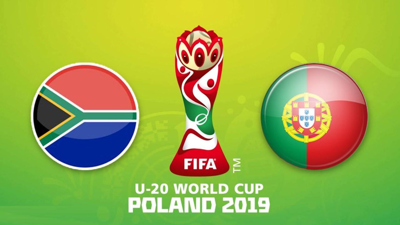 Nhận định bóng đá U20 Nam Phi vs U20 Bồ Đào Nha (1h30, 1/6) bảng B World Cup U20 - Ảnh 1.