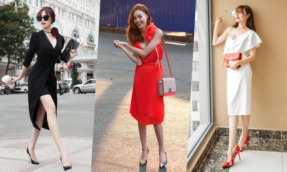 Gu thời trang của Ninh Dương Lan Ngọc: Mặc streetstyle đã chất, diện váy gợi cảm cũng rất thần thái  - Ảnh 3.