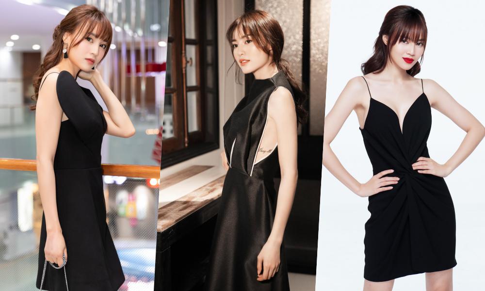 Gu thời trang của Ninh Dương Lan Ngọc: Mặc streetstyle đã chất, diện váy gợi cảm cũng rất thần thái  - Ảnh 6.