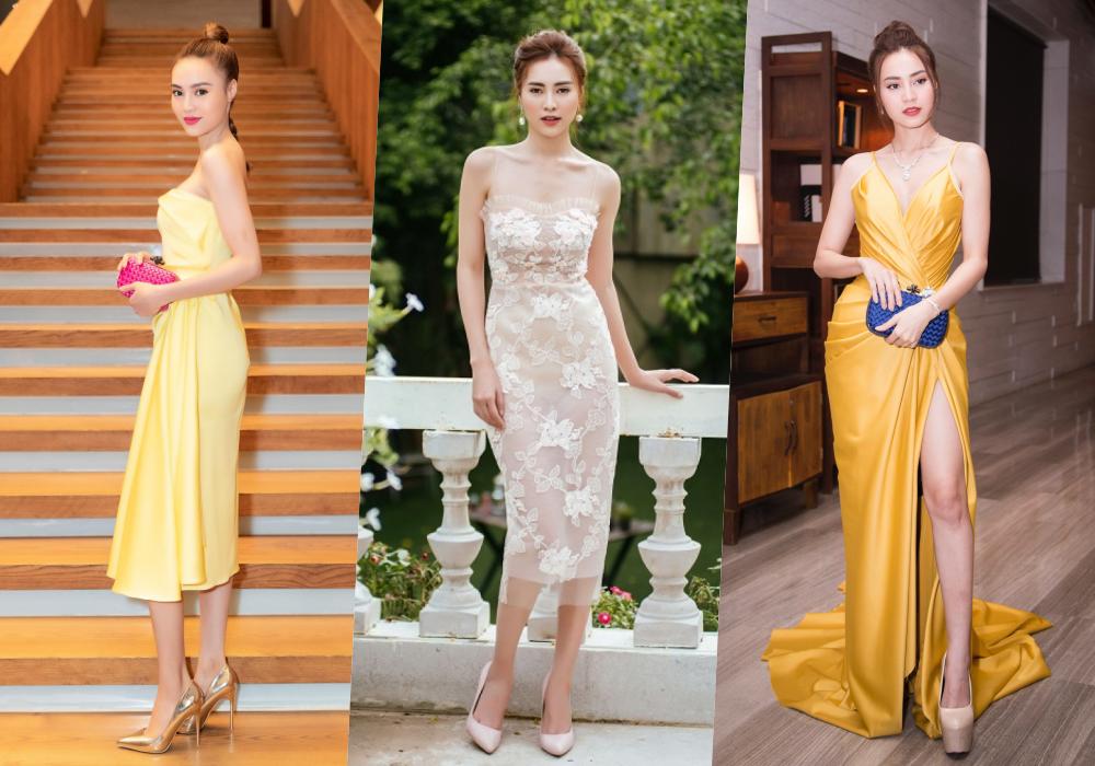 Gu thời trang của Ninh Dương Lan Ngọc: Mặc streetstyle đã chất, diện váy gợi cảm cũng rất thần thái  - Ảnh 7.