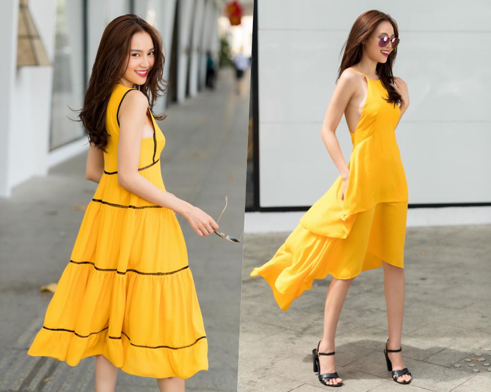 Gu thời trang của Ninh Dương Lan Ngọc: Mặc streetstyle đã chất, diện váy gợi cảm cũng rất thần thái  - Ảnh 4.