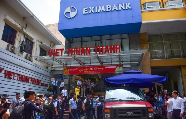 Lợi nhuận Eximbank giảm 37% giữa lùm xùm đại hội cổ đông bất thành, trả bà Chu Thị Bình hàng trăm tỉ  - Ảnh 1.