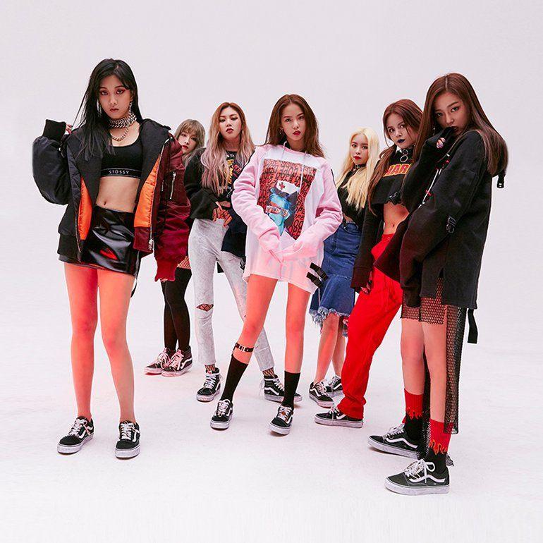 Những nhóm nhạc nữ nổi tiếng với vũ đạo sắc như dao ở đấu trường Kpop - Ảnh 3.
