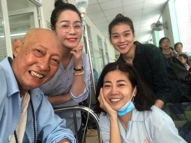 Mai Phương vẫn bàng hoàng khi nghệ sĩ Lê Bình qua đời - Ảnh 2.