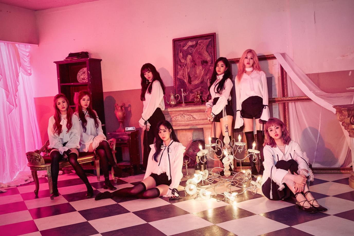 Những nhóm nhạc nữ nổi tiếng với vũ đạo sắc như dao ở đấu trường Kpop - Ảnh 13.