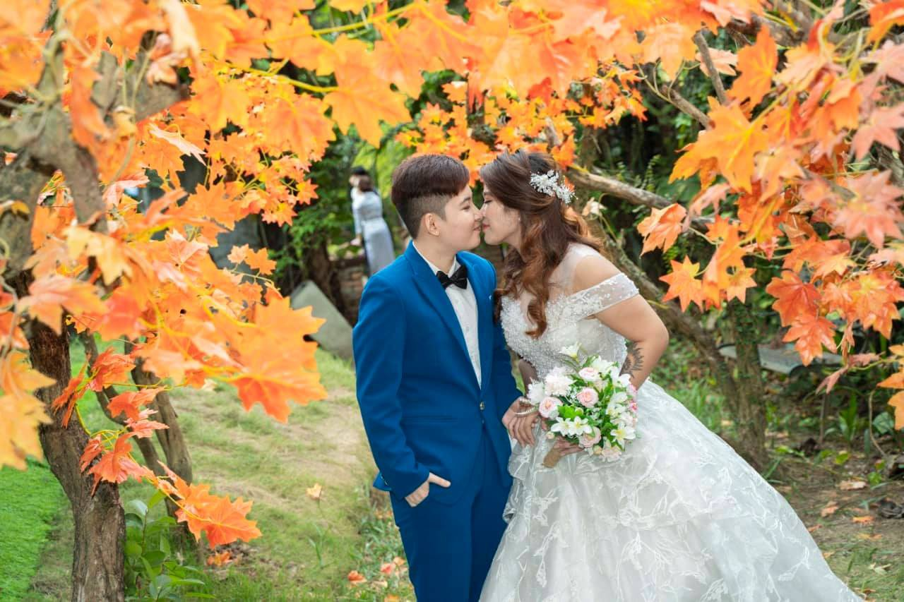 Chuyện tình của cặp đồng tính nữ: Chụp ảnh cưới trước rồi xin phép ba mẹ - Ảnh 7.