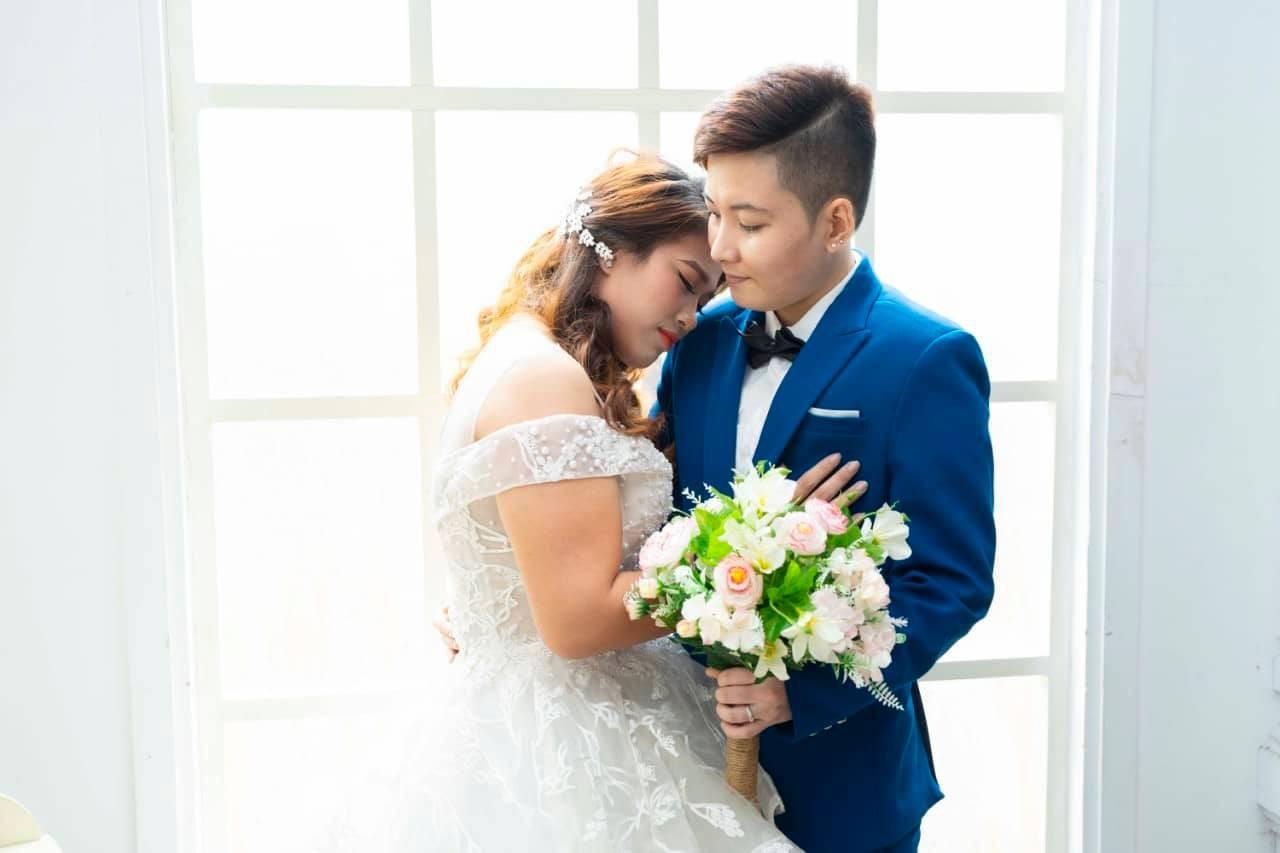 Chuyện tình của cặp đồng tính nữ: Chụp ảnh cưới trước rồi xin phép ba mẹ - Ảnh 20.