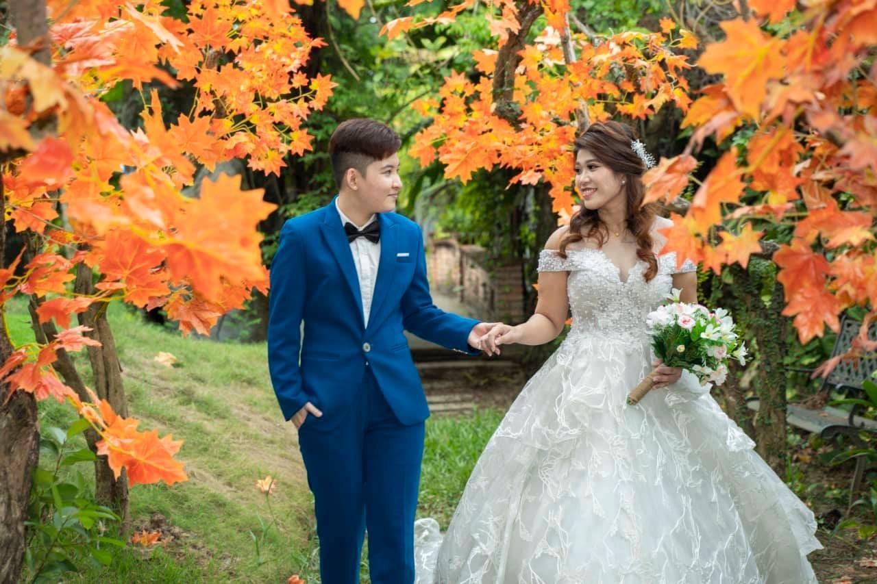 Chuyện tình của cặp đồng tính nữ: Chụp ảnh cưới trước rồi xin phép ba mẹ - Ảnh 21.