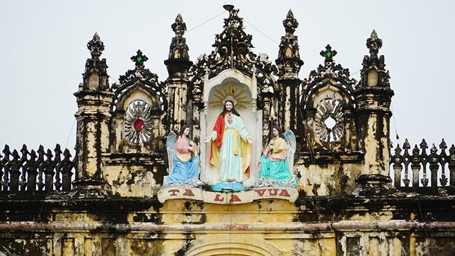 Cục Di sản văn hóa lên tiếng về việc phá dỡ nhà thờ Bùi Chu - Ảnh 1.