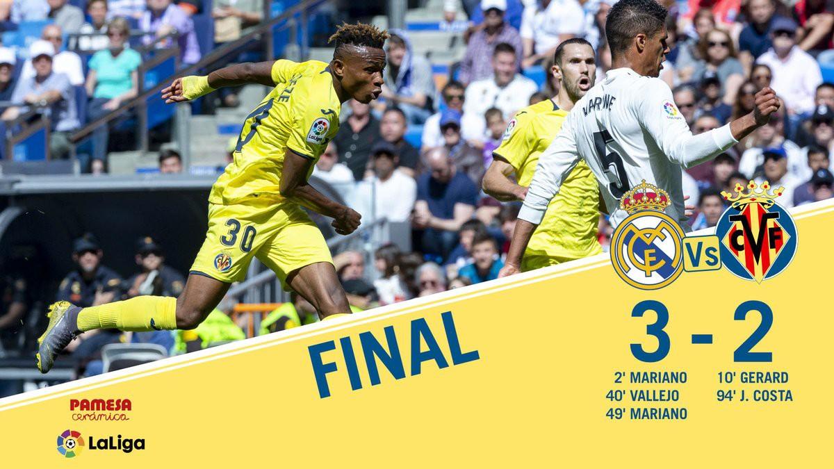 Kết quả Real Madrid vs Villarreal: Rượt đuổi 5 bàn mãn nhãn, truyền nhân CR7 xuất sắc lập cú đúp - Ảnh 1.