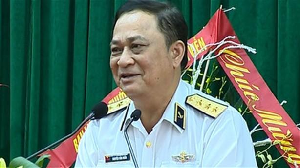 Ủy ban Kiểm tra Trung ương kết luận: Đô đốc Nguyễn Văn Hiến vi phạm trong quản lí đất quốc phòng  - Ảnh 1.
