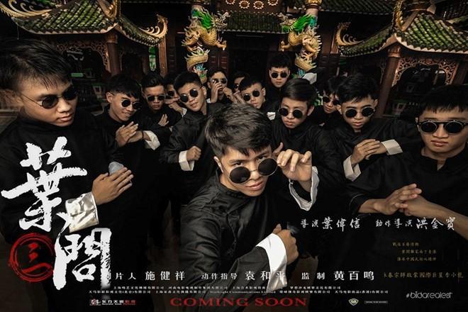 Ảnh kỉ yếu theo phong cách poster phim nổi tiếng của teen Gia Lai - Ảnh 3.