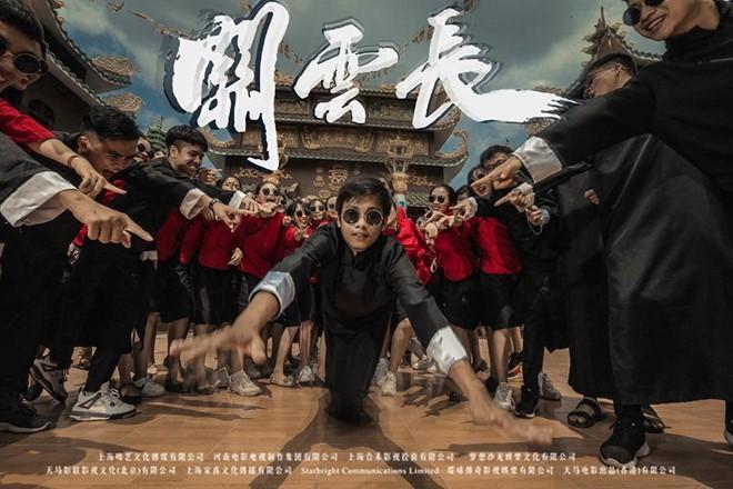 Ảnh kỉ yếu theo phong cách poster phim nổi tiếng của teen Gia Lai - Ảnh 4.