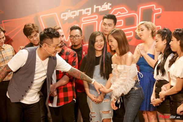 Giọng hát Việt 2019 tập 4: Lâm Bảo Ngọc trở thành tâm điểm, kịch tính nằm ở chặng cuối vòng Giấu Mặt - Ảnh 6.