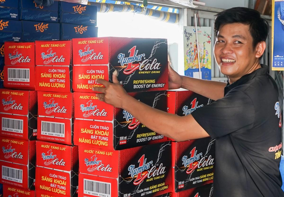 Tân Hiệp Phát ra mắt thức uống mới quyết đấu với Coca, Pepsi - Ảnh 3.