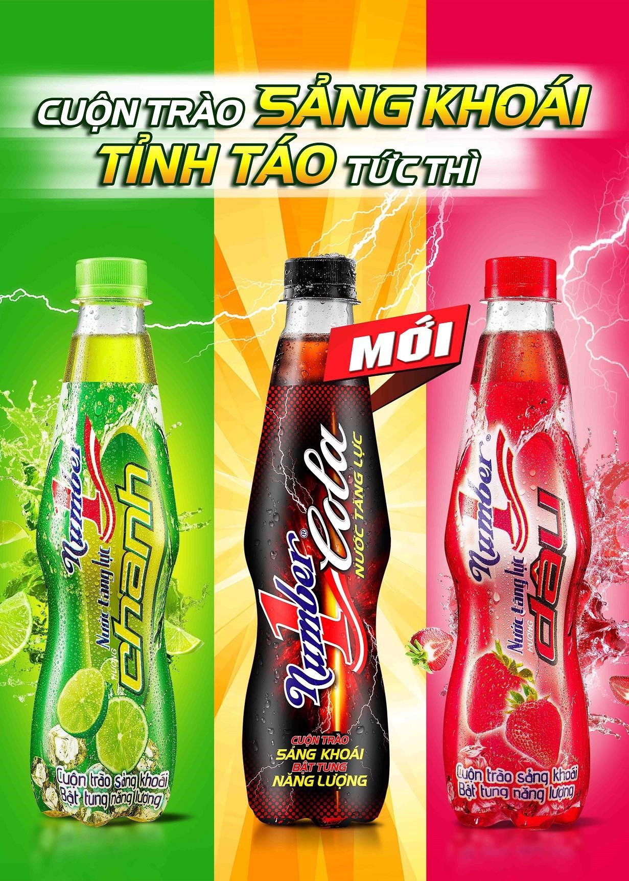 Tân Hiệp Phát ra mắt thức uống mới quyết đấu với Coca, Pepsi - Ảnh 4.