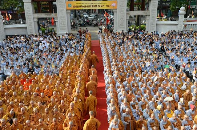 Ý nghĩa thực sự của ngày lễ Phật Đản - Ảnh 1.