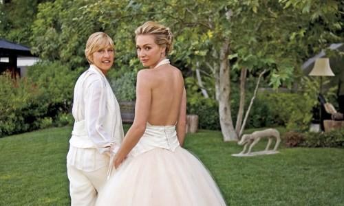 5 đám cưới người nổi tiếng đồng tính sẽ làm tan chảy trái tim bạn - Ảnh 1.