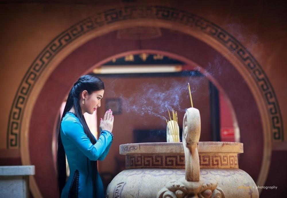 Cùng đón Đại lễ Phật Đản tại những ngôi chùa nổi tiếng ở Hà Nội - Ảnh 1.