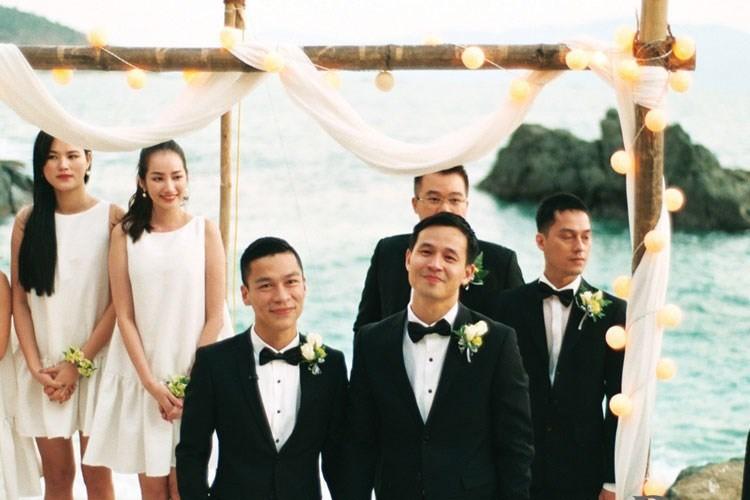 5 cặp đôi sao Việt đồng tính có tình yêu bền chặt, vượt mọi thử thách - Ảnh 3.