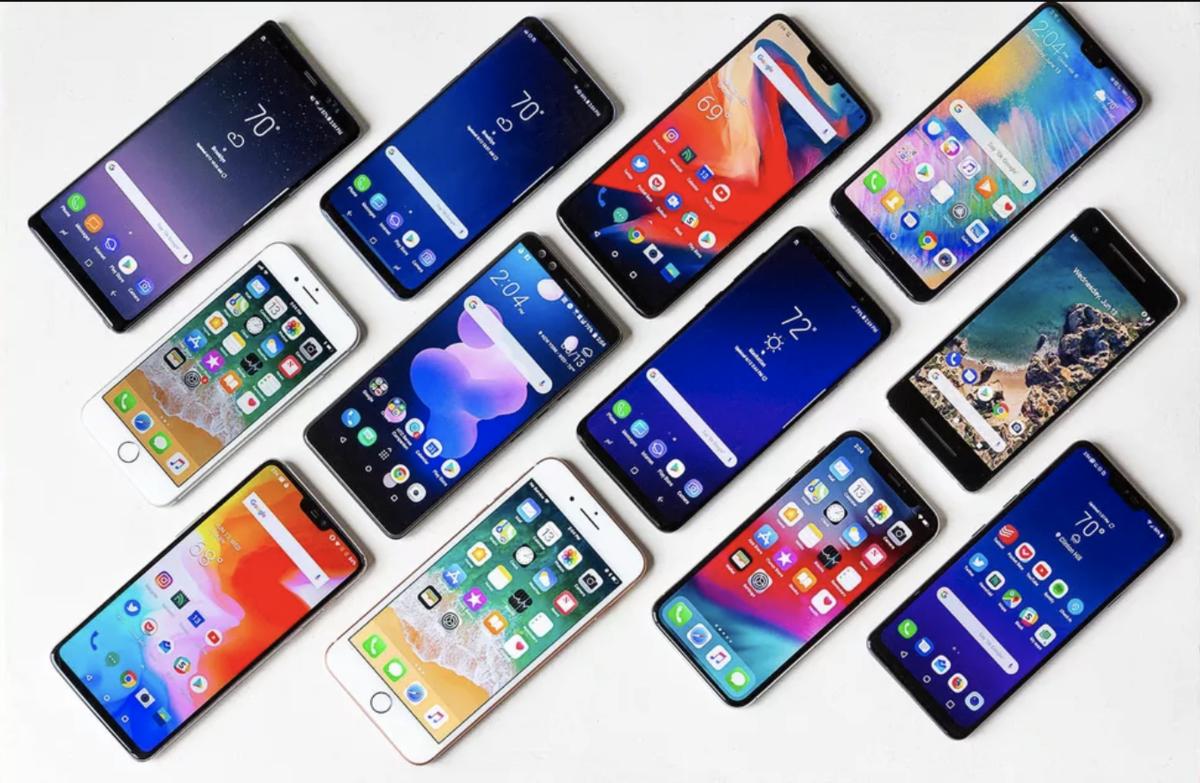 Thị trường smartphone bão hòa: Apple, Samsung dần mất thị phần vào các hãng đến từ Trung Quốc - Ảnh 2.