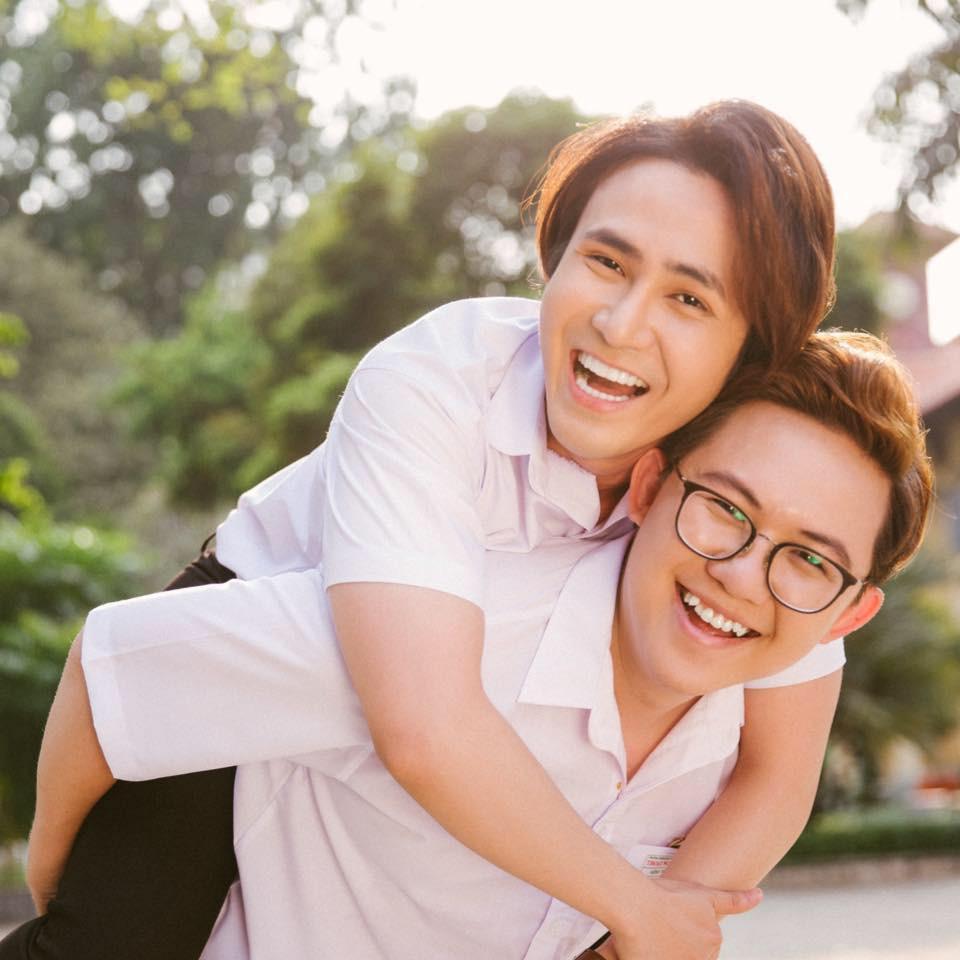 5 cặp đôi sao Việt đồng tính có tình yêu bền chặt, vượt mọi thử thách - Ảnh 4.