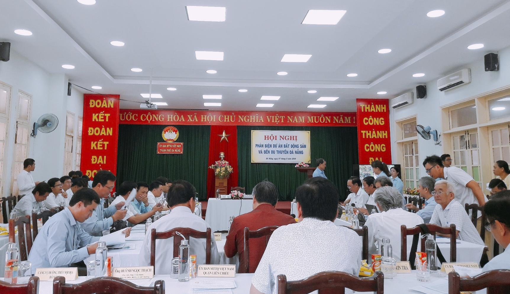 Bà Nguyễn Thị Như Loan nói gặp tai nạn tại Dự án bất động sản và bến du thuyền - Marina Complex ở Đà Nẵng - Ảnh 1.