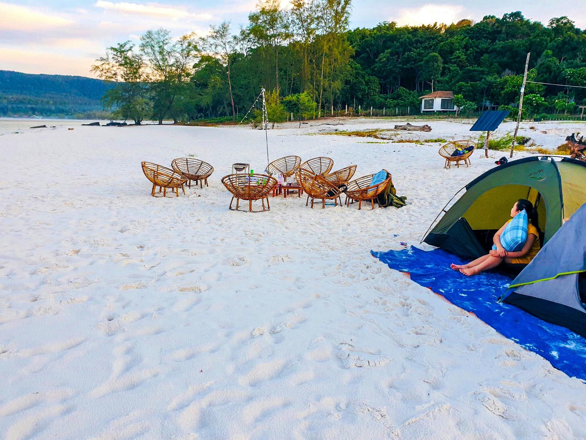 Những hòn đảo thiên đường ở Campuchia dành cho du khách Việt - Ảnh 4.