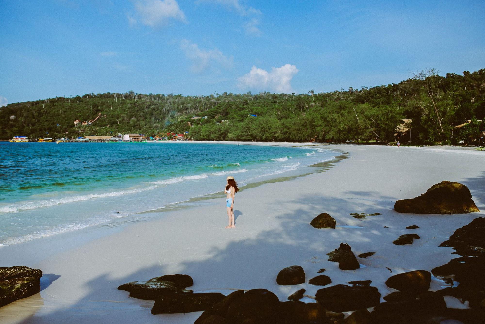 Những hòn đảo thiên đường ở Campuchia dành cho du khách Việt - Ảnh 1.