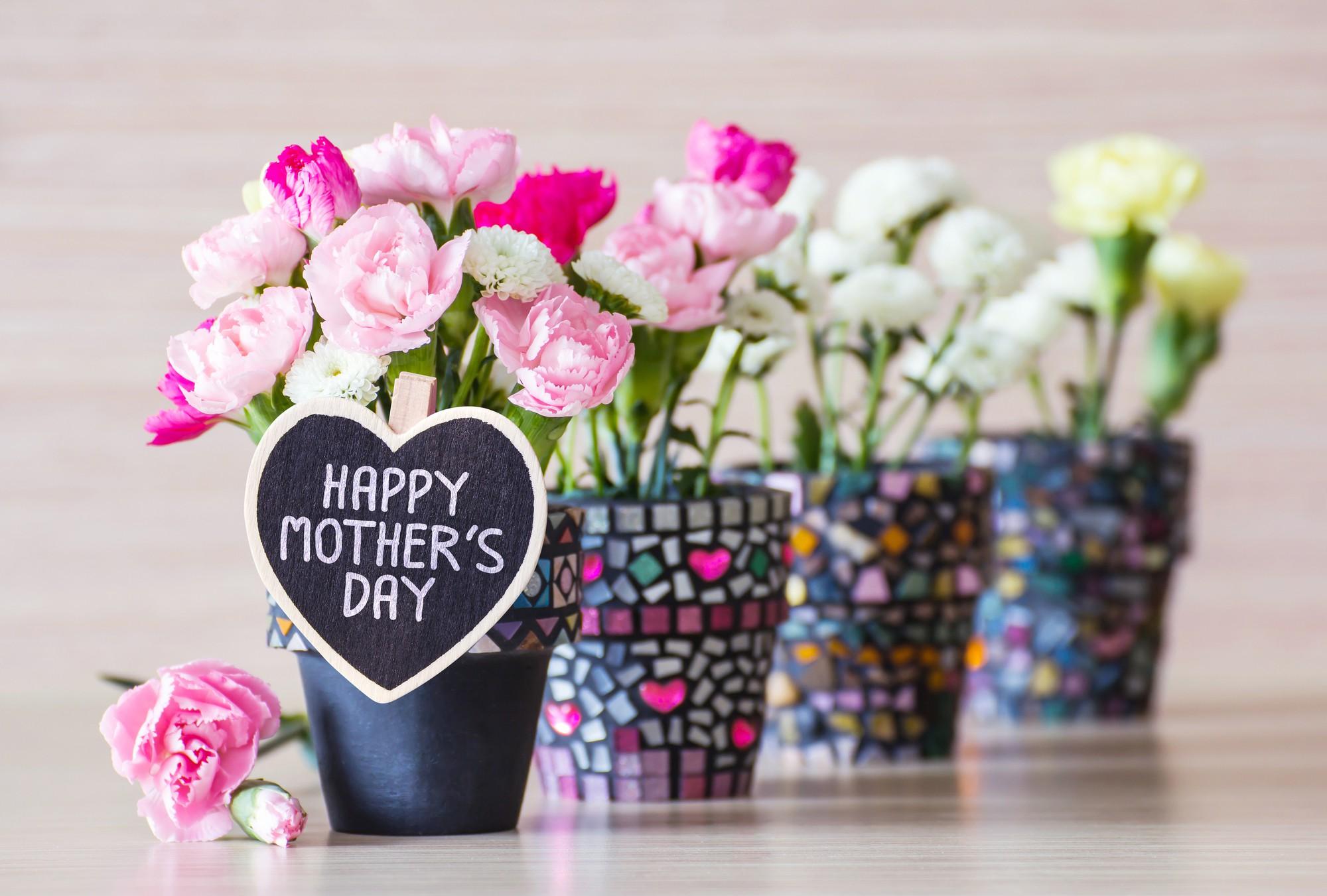 Những lời chúc ý nghĩa, ngọt ngào nhất cho Ngày của Mẹ  - Ảnh 1.