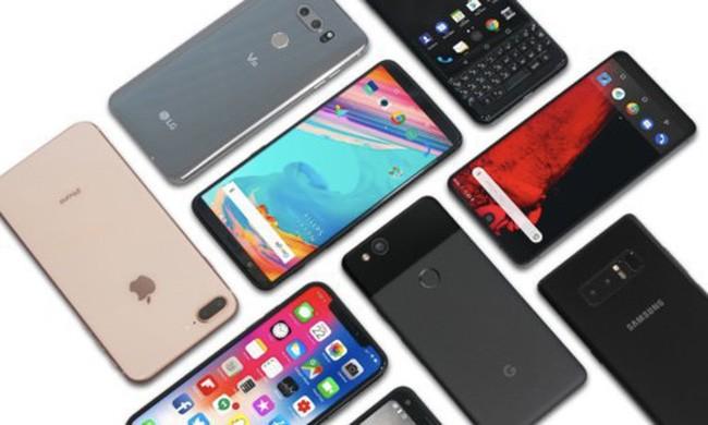 Thị trường smartphone bão hòa: Apple, Samsung dần mất thị phần vào các hãng đến từ Trung Quốc - Ảnh 1.