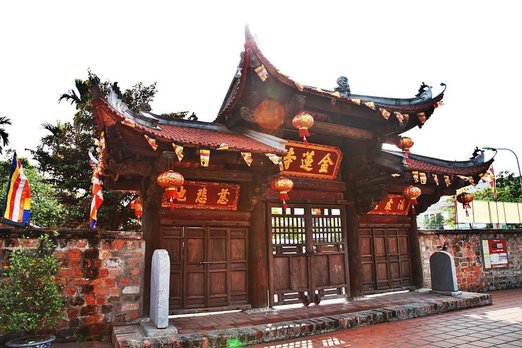 Cùng đón Đại lễ Phật Đản tại những ngôi chùa nổi tiếng ở Hà Nội - Ảnh 6.