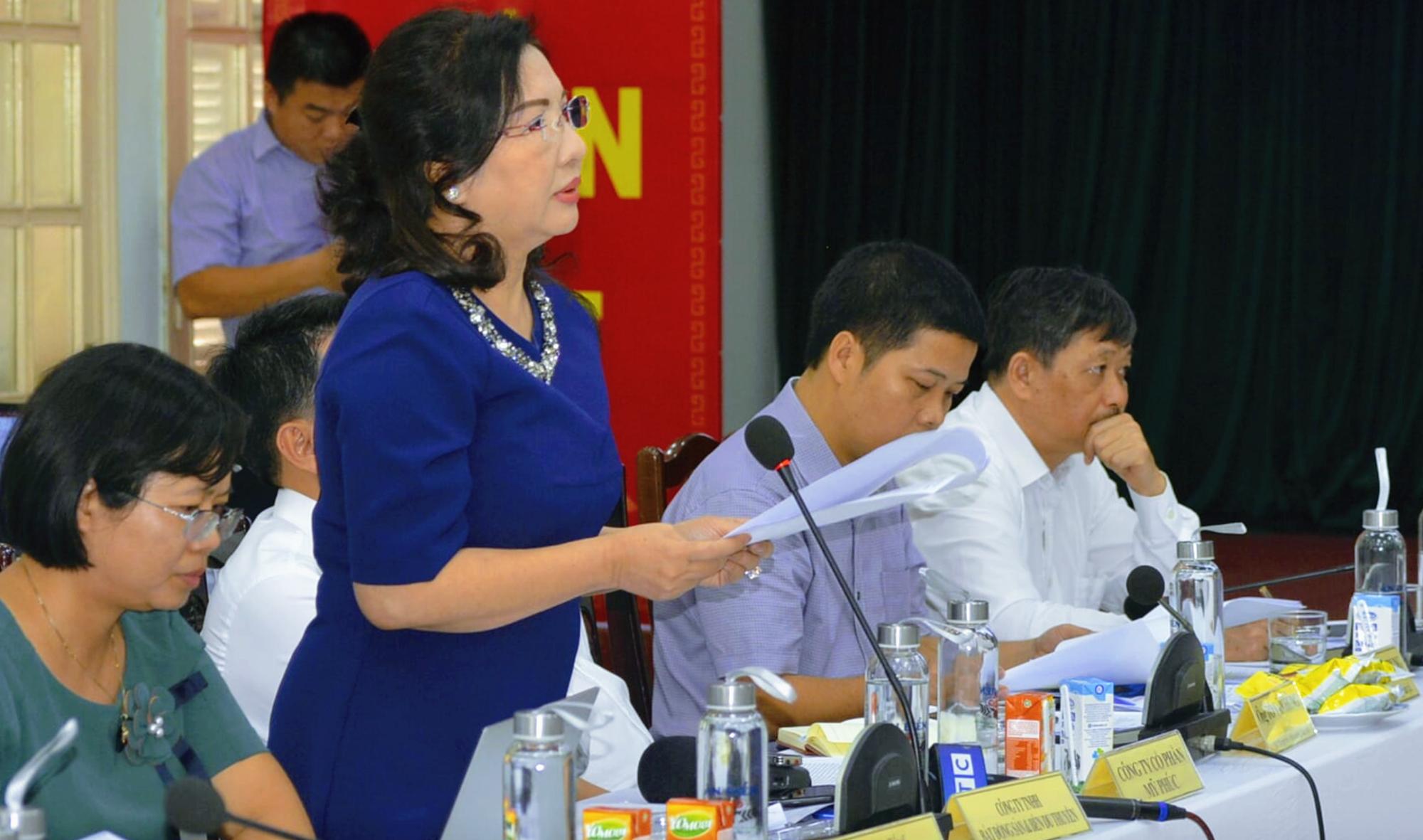 Bà Nguyễn Thị Như Loan nói gặp tai nạn tại Dự án bất động sản và bến du thuyền - Marina Complex ở Đà Nẵng - Ảnh 2.